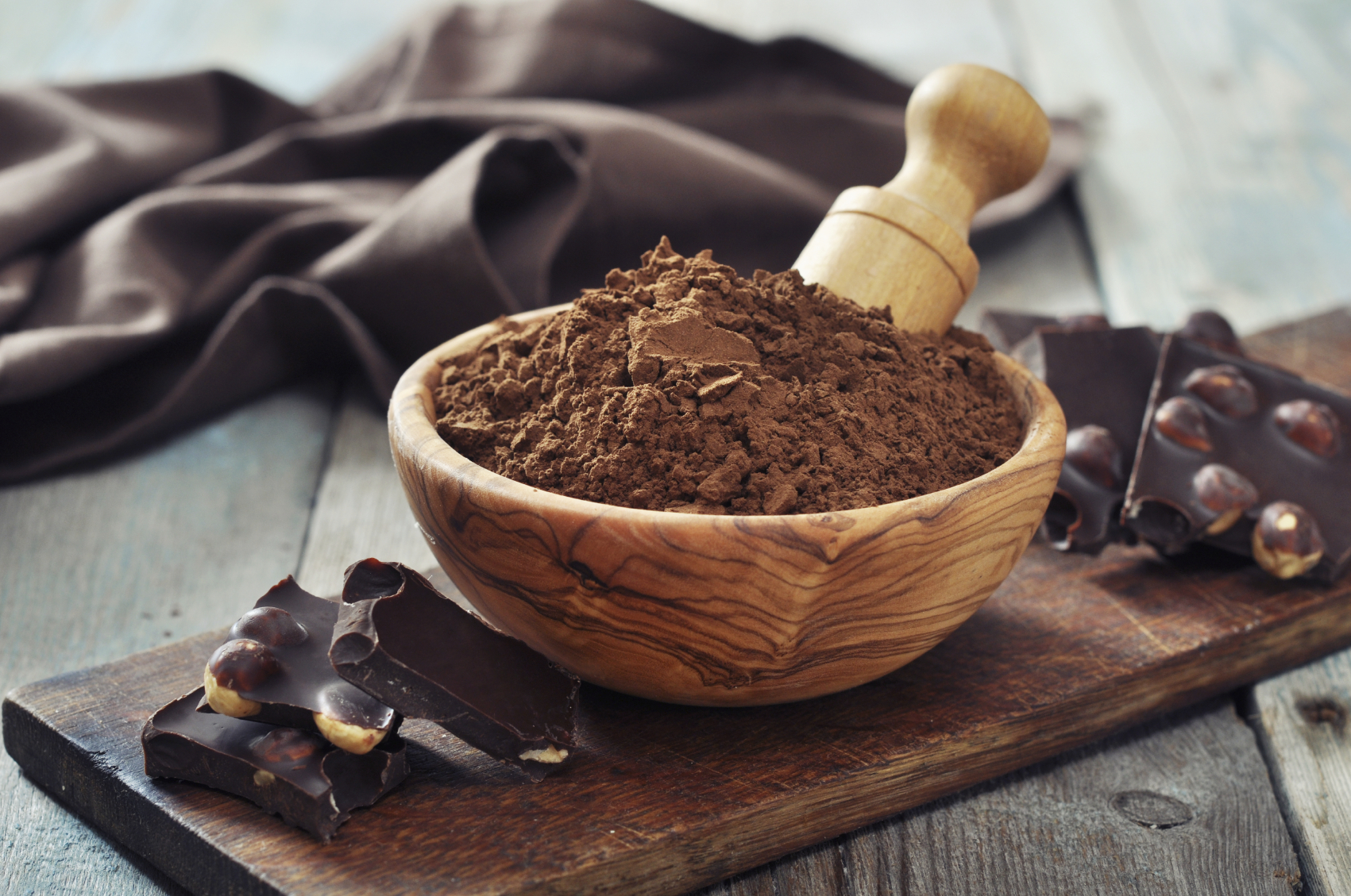 Five Reasons To Love Carob Powder
