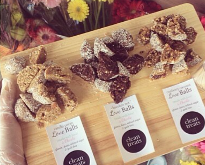 Small Things With Great Love: Why Health Coach And Author Charlie Dehass Created Clean Treats