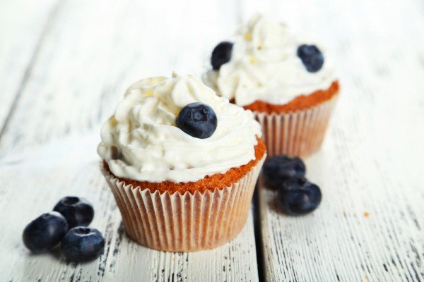 Muffin Top - The Good Kind! 5 Healthy Muffin Toppings