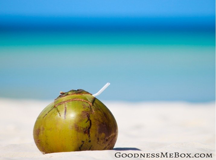 5 Days, 5 Ways With Coconut Water