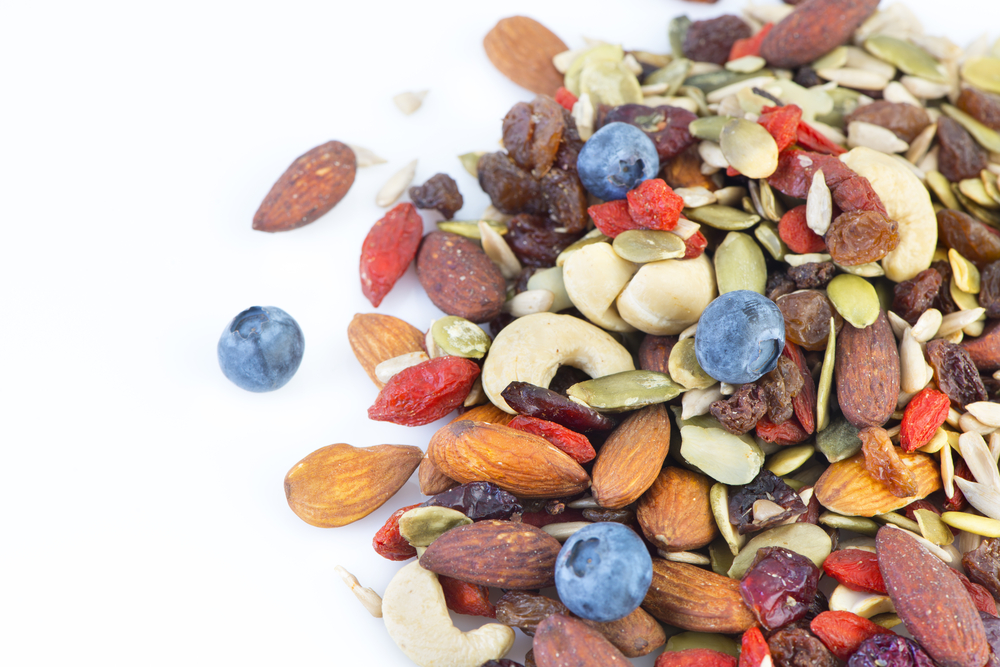 What Makes A Healthy Trail Mix