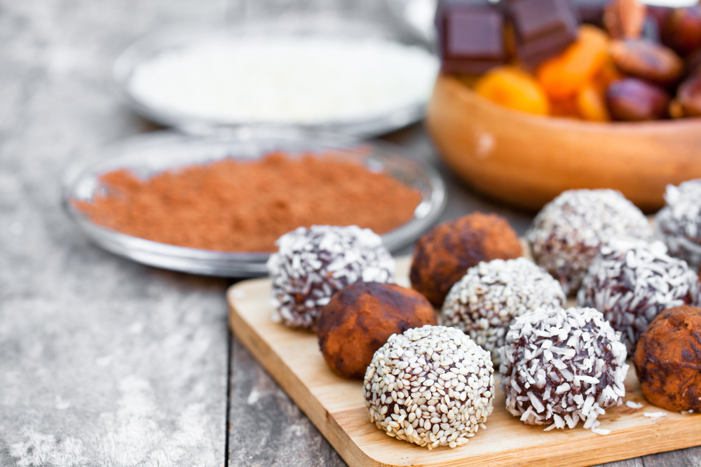 Why Bliss Balls Are Good For You
