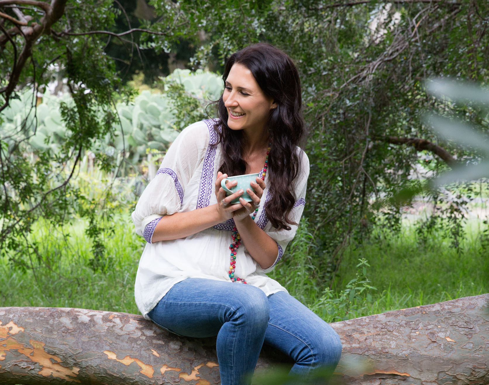 My Day on a Plate: Naturopath & Bodhi Organic Tea Founder Lisa Guy