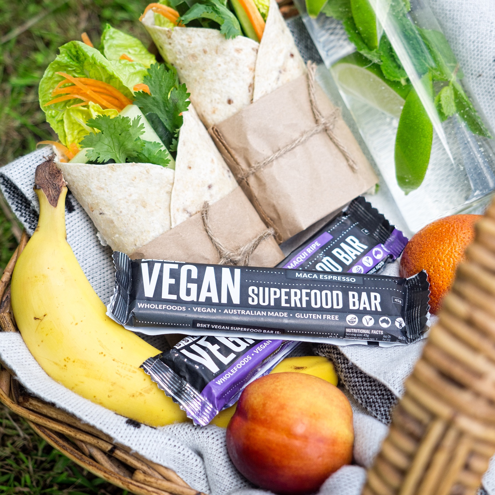 A Nutritionists' Top Superfood Bar