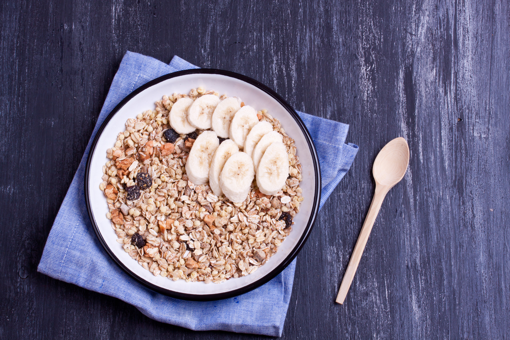 Five Ways To Make Your Muesli Healthier