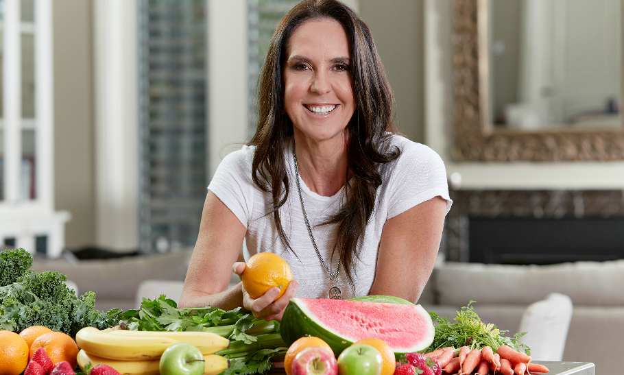 My Day on a Plate: Janine Allis