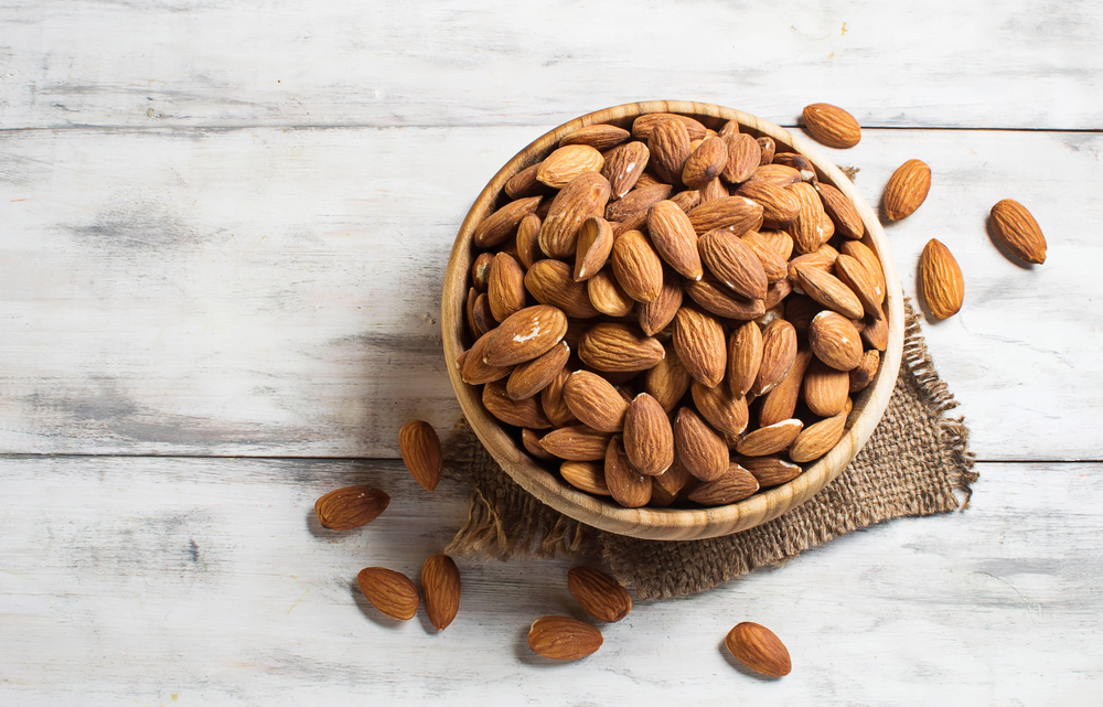 Baking with Almonds