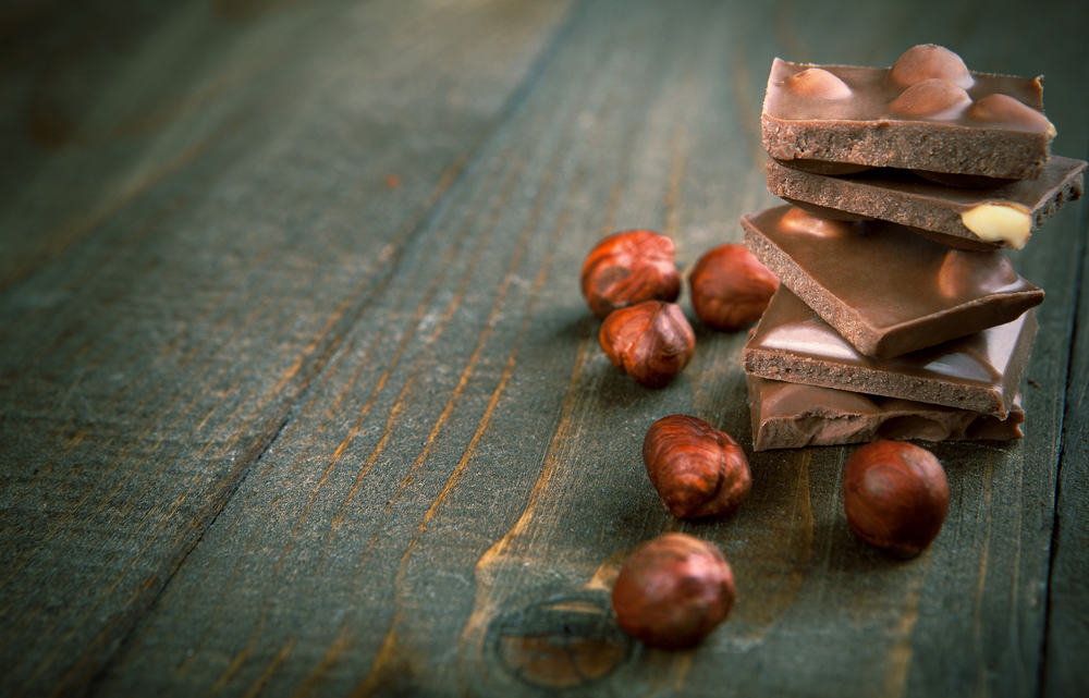 How to practice portion control with chocolate…And whether it really is healthier from the health food store
