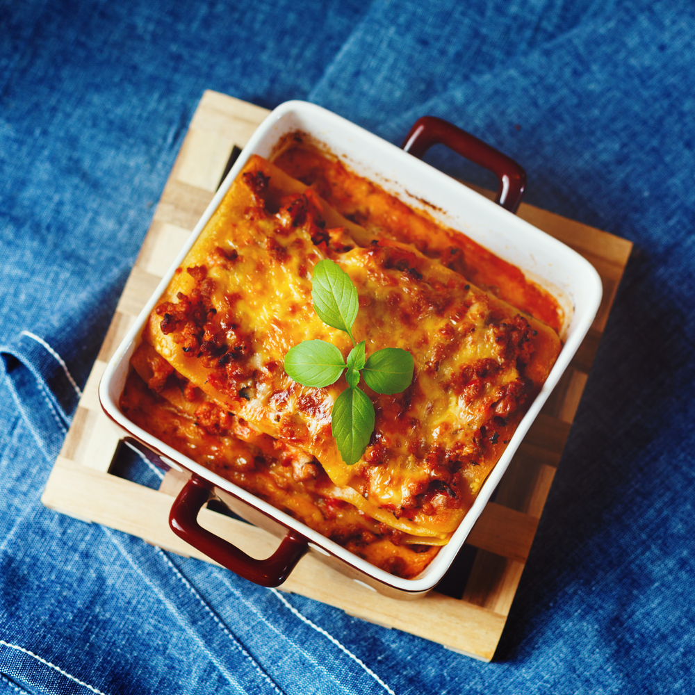 Guilt Free Lasagne Recipe