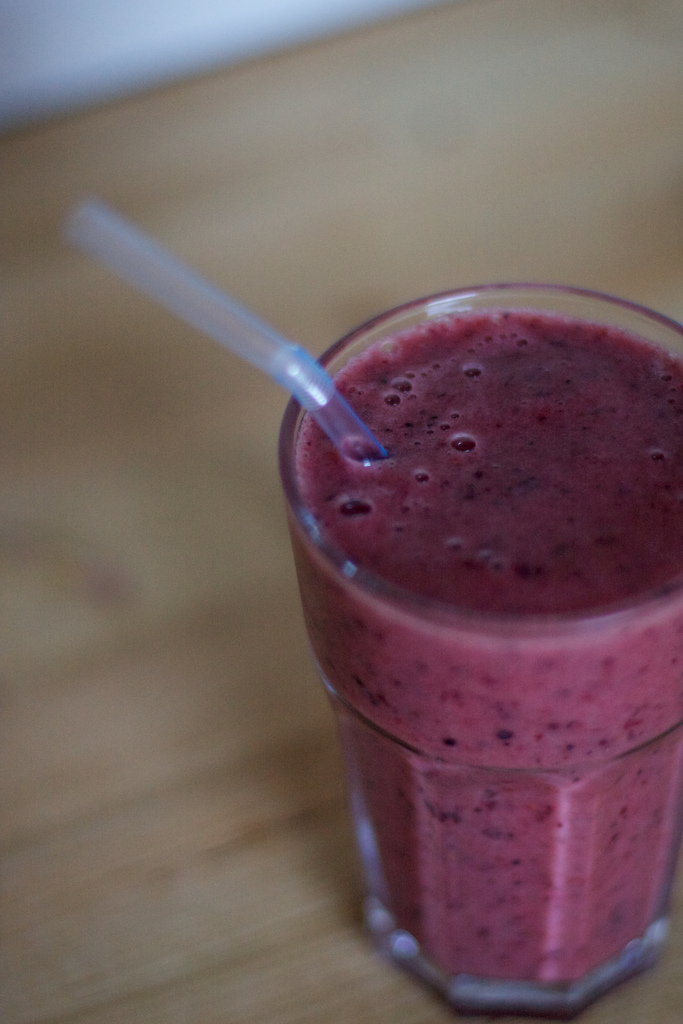 Spend less on your smoothie addiction