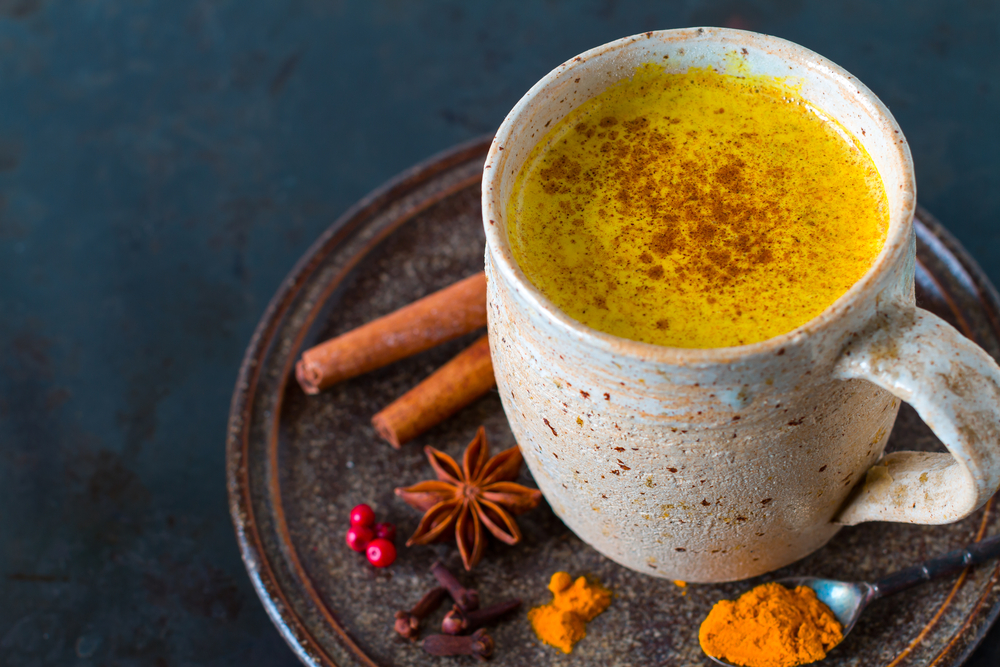 Golden Turmeric Latte Three Ways