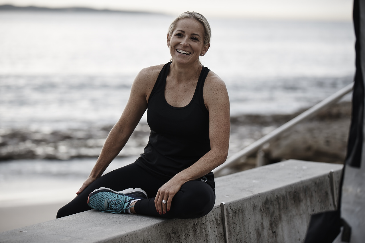 My Day on a Plate: Health and Fitness Expert Kim Beach