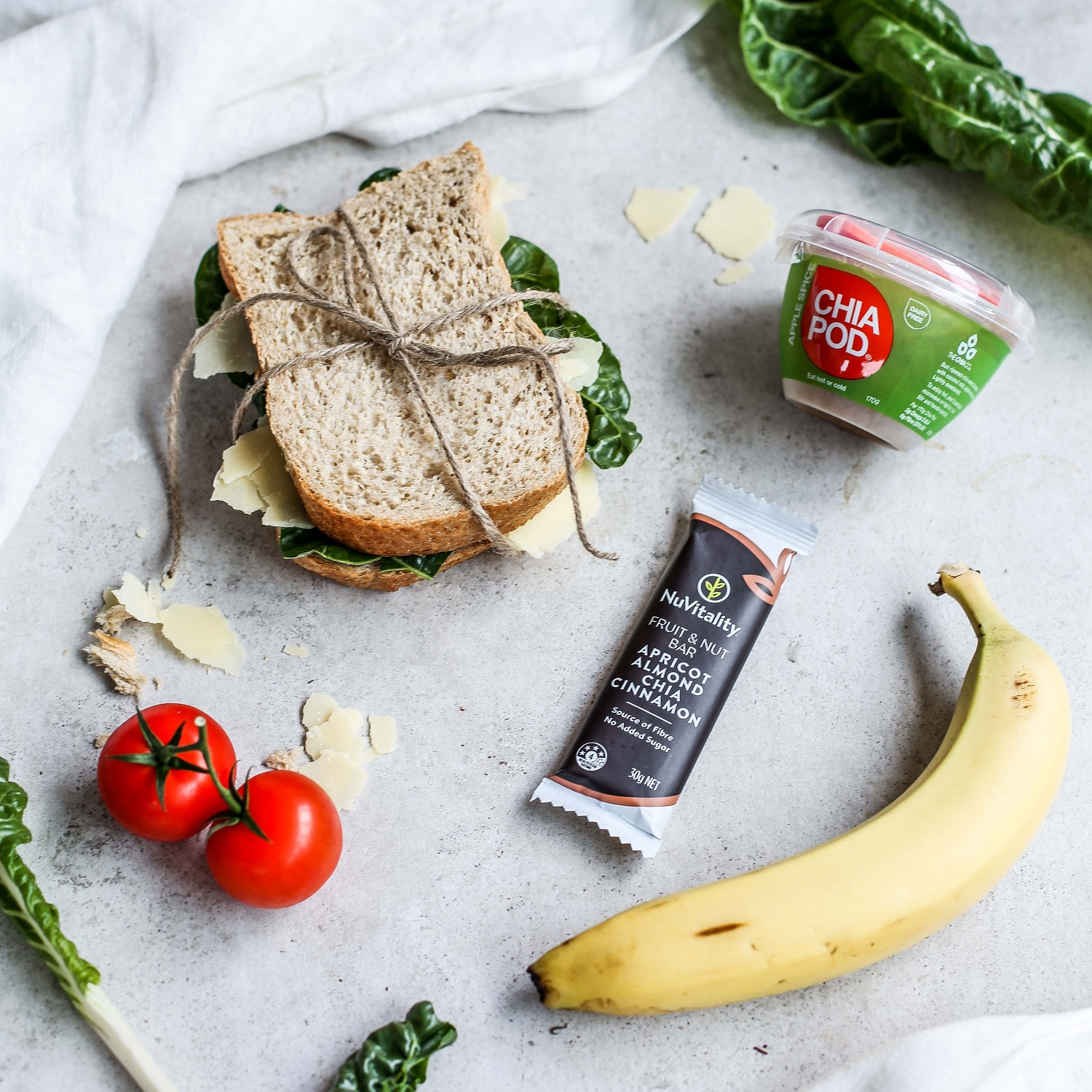 Supercharge your kids lunch box with these healthy swaps