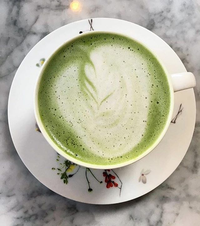 Latte Trends: Turmeric, Beetroot, Matcha And Charcoal