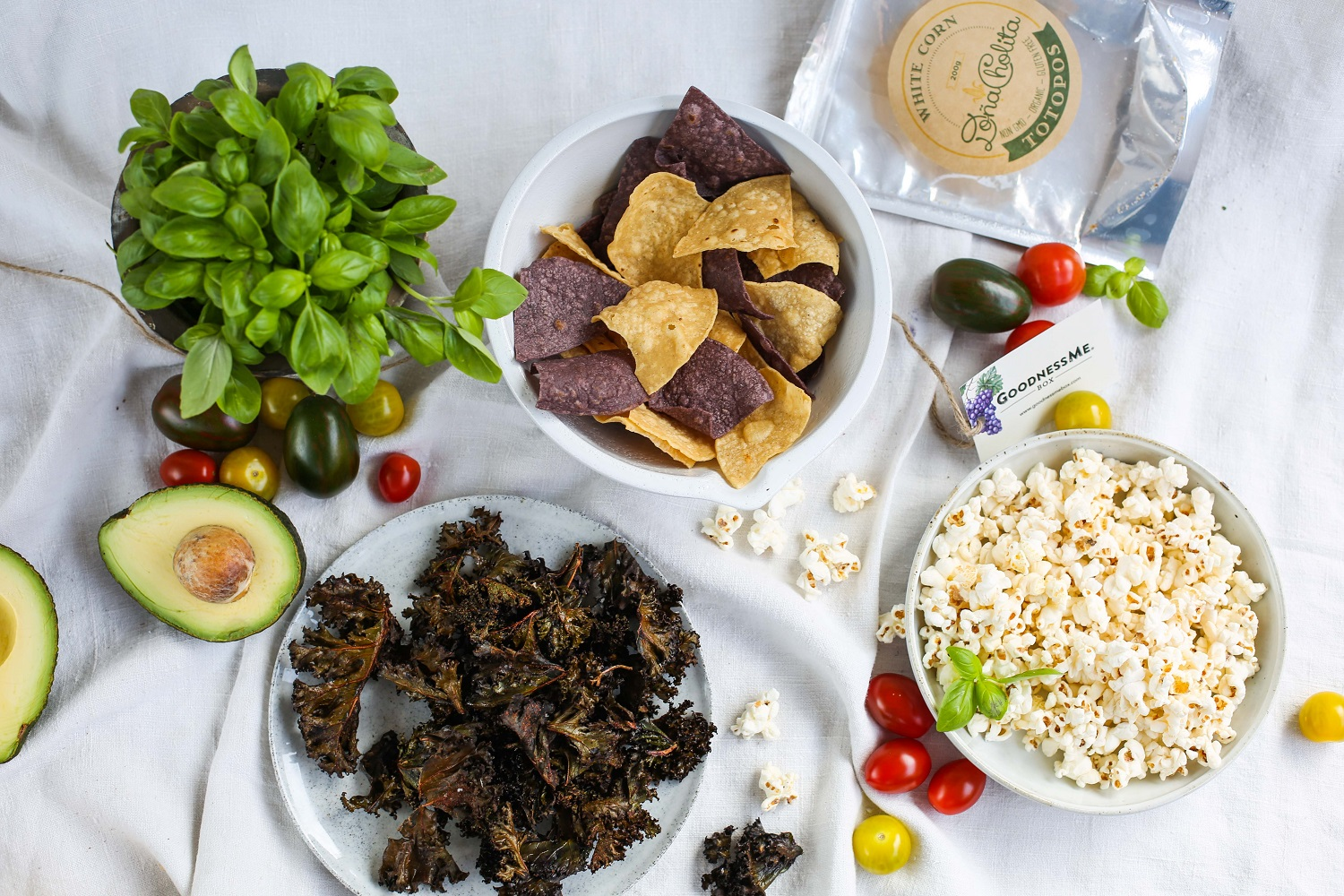 The 10 Healthiest Guilt-Free Chips and Crackers to Buy