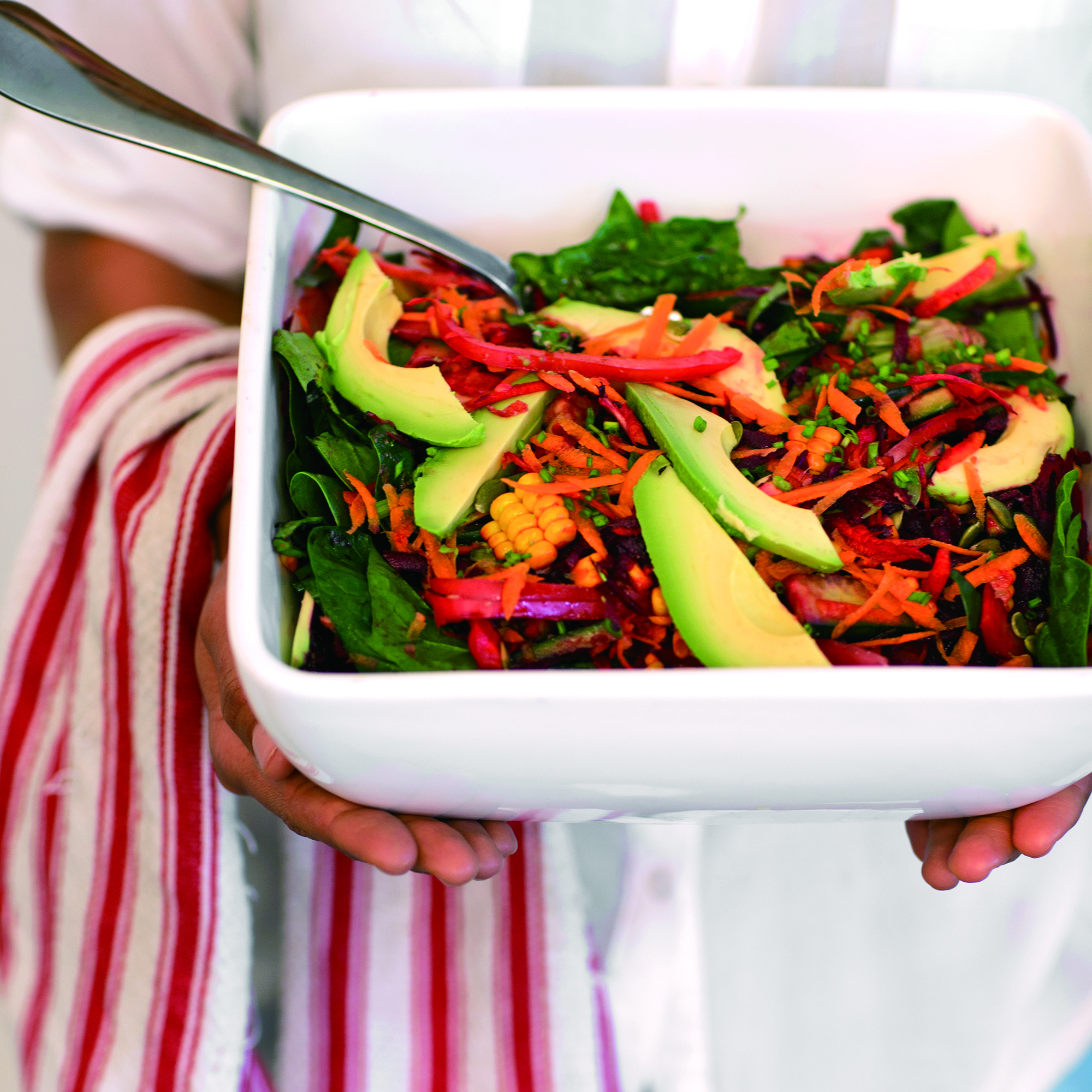 Sally Fitzgibbons' Rainbow Salad