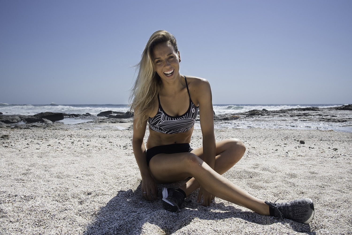 My Day on a Plate: Surfing Sensation Sally Fitzgibbons