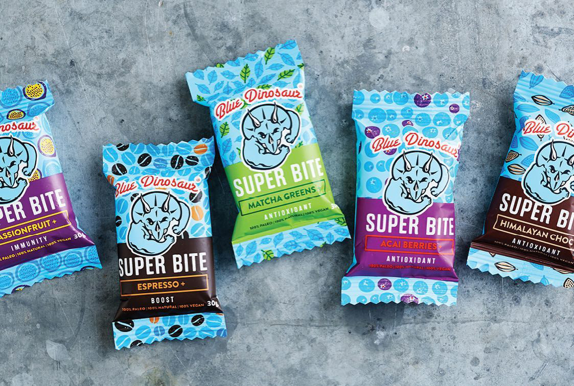 Product Review: Five New Paleo Blue Dinosaur Super Bite Flavours