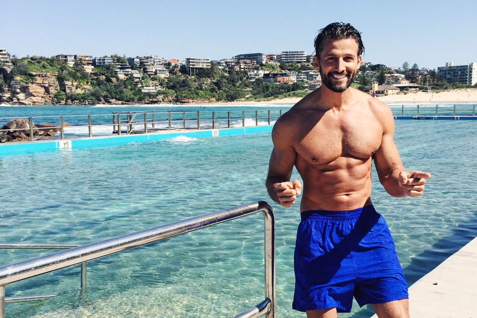 My Day on a Plate: Health Hunk Tim Robards