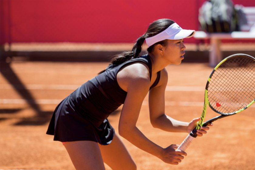 My Day on a Plate: Pro Tennis Star, Lizette Cabrera