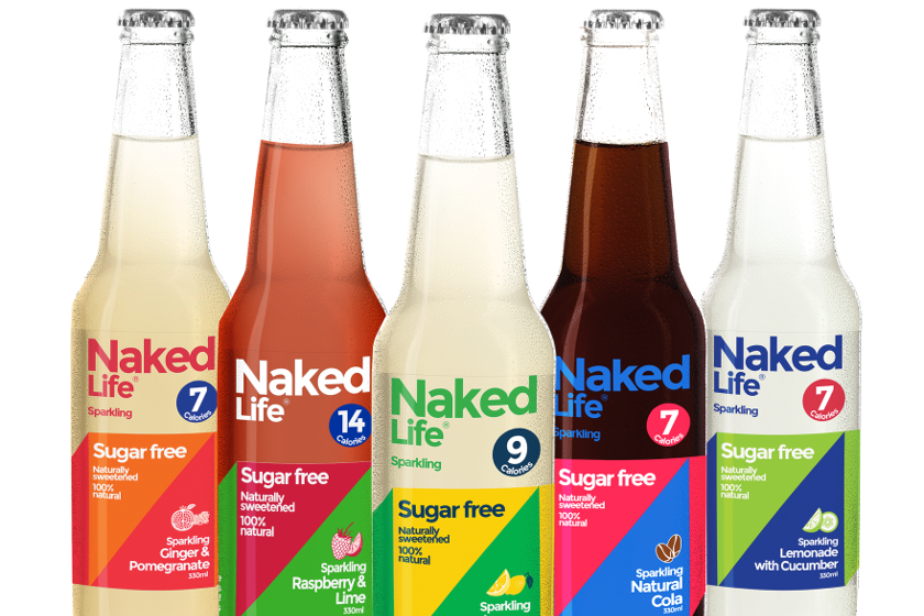 PRODUCT REVIEW: FIVE NAKED LIFE SPARKLING FLAVOURS