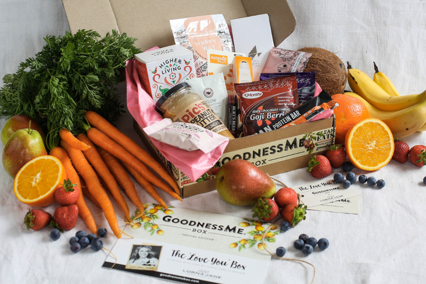February 2018 Love You GoodnessMe Box Reveal