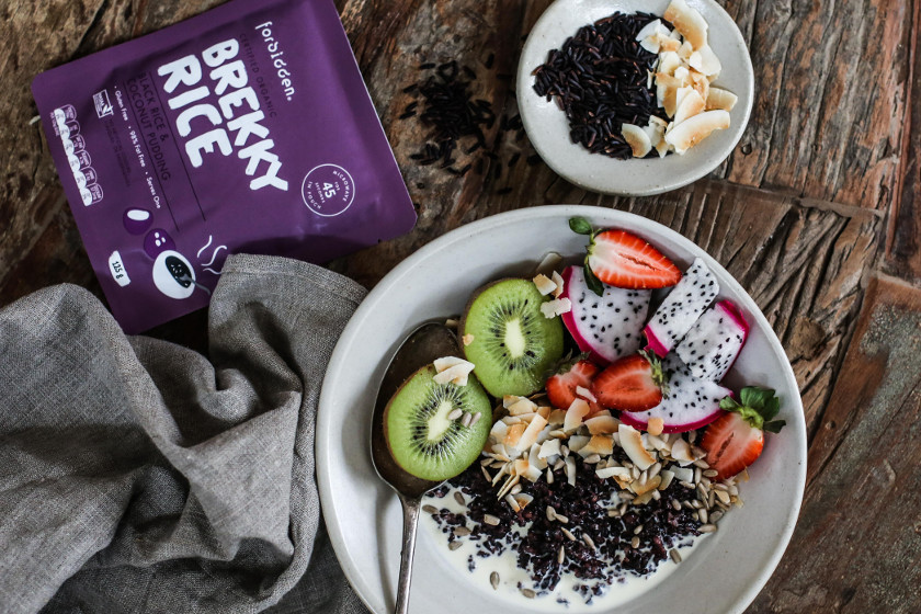 3 Fun Topping Ideas for Black Rice Pudding