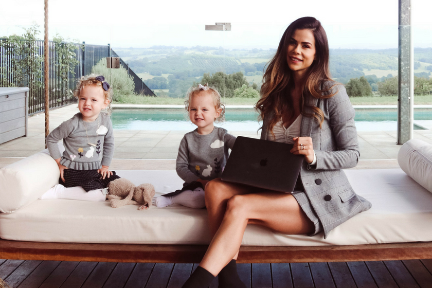 My Day On A Plate: Founder of THE BOD Sophie Guidolin