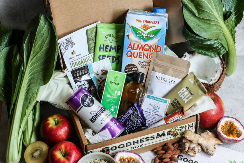 July 2018 'Gut Lovin' GoodnessMe Box Reveal