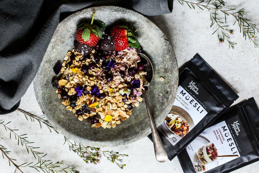 Why Bircher Muesli Could Be A Better Choice, And The Best Bircher Recipe
