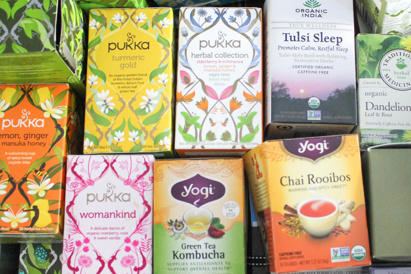 Top 8 Teas You Can Buy From The Supermarket