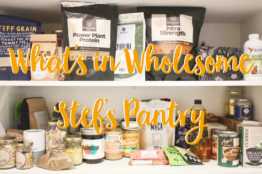 7 Things You'll Learn From Wholesome Stef's Pantry